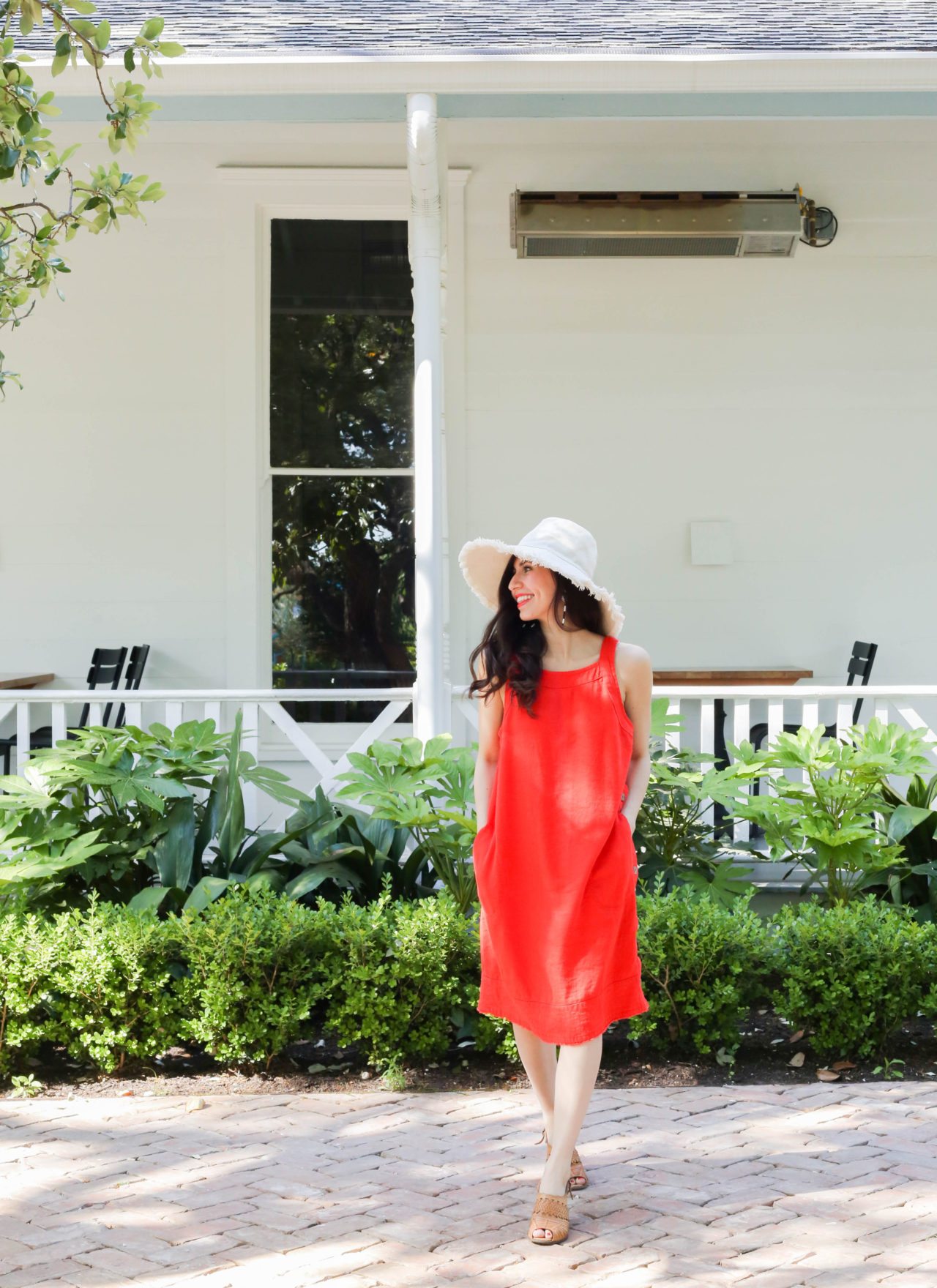 The Dress You'll Want to Live in All Summer Long
