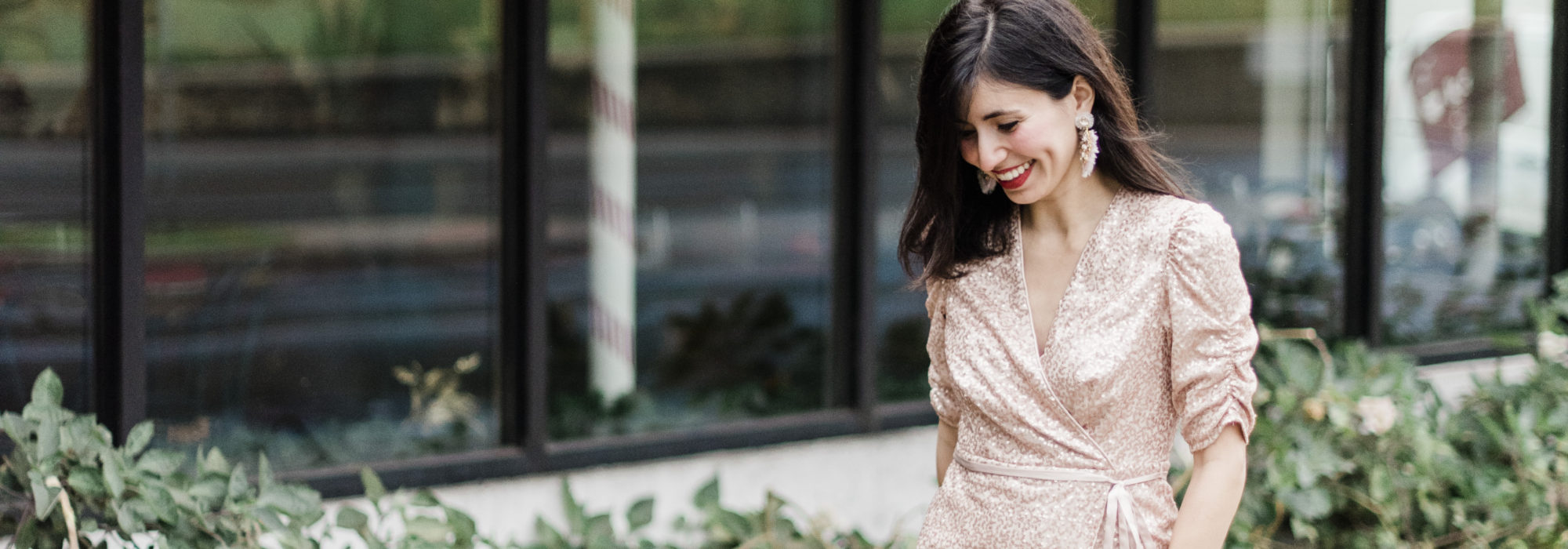Sequins in the City