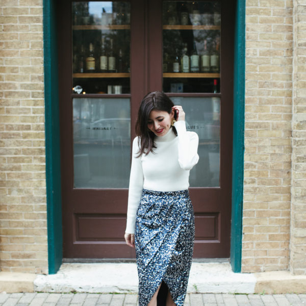 3 Ways to Wear Sequins After the Holidays