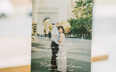 Wedding Wednesday: Save the Dates