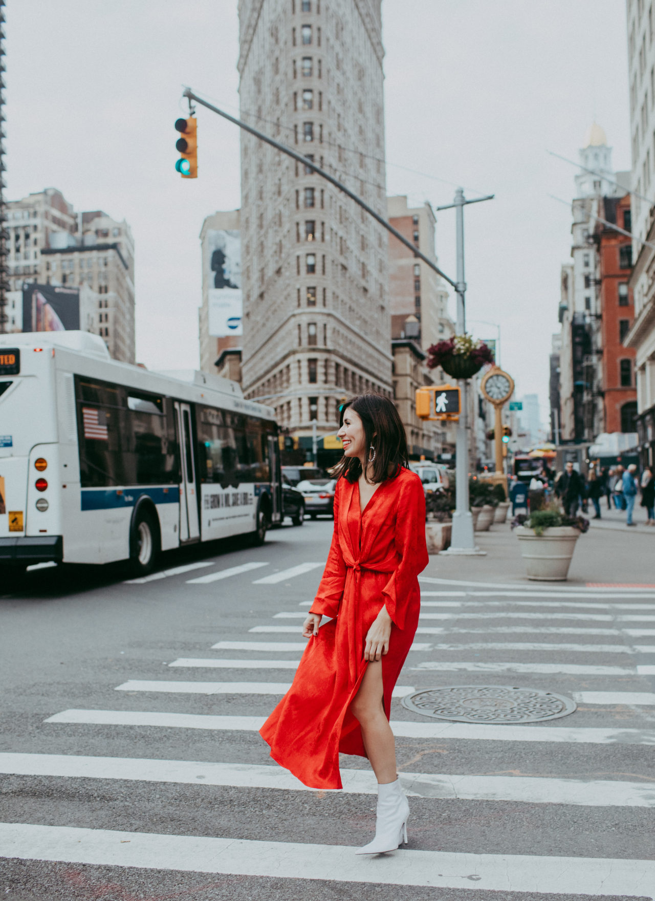 The LM Edit: Little Red Dress